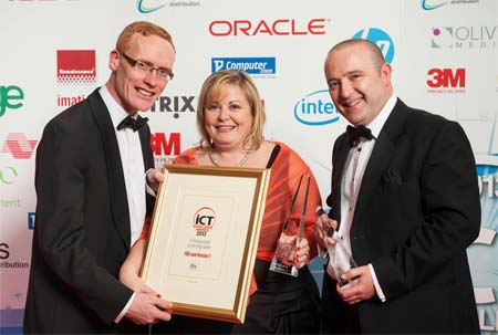ICT Excellence Team of the Year - FBD and Version 1