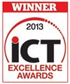 ICT Excellence Award Winner 2013