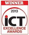 ICT Excellence Award Winner 2013