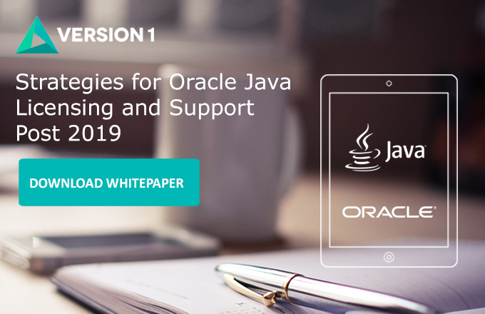 Strategies for Oracle Java Licensing and Support Post 2019