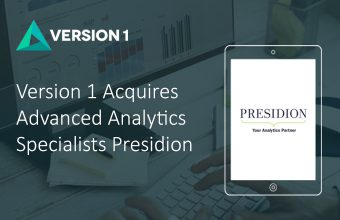 version 1 acquires presidion