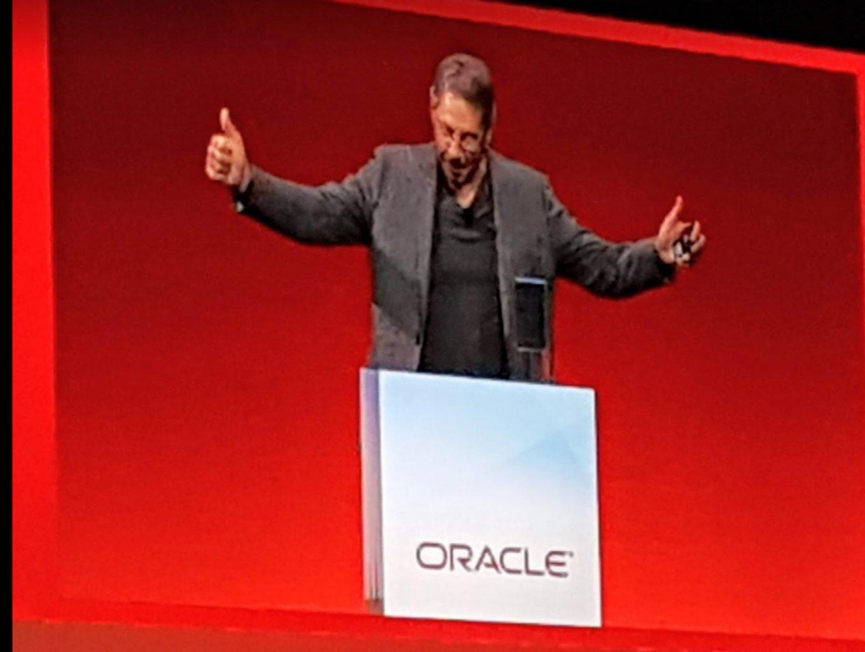 OpenWorld: Fusion Applications Go Autonomous on Oracle Cloud