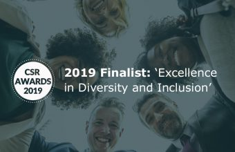 Version 1 Shortlisted for 'Excellence in Diversity and Inclusion' Award
